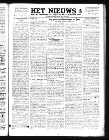 Schoonhovensche Courant 1946-02-20