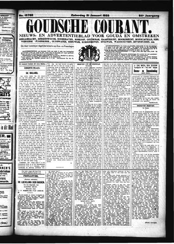 Goudsche Courant 1925-01-31