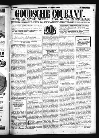 Goudsche Courant 1935-03-27