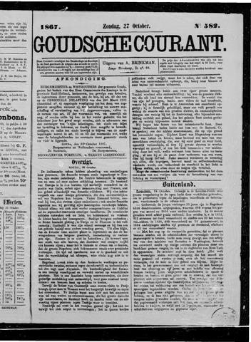 Goudsche Courant 1867-10-27