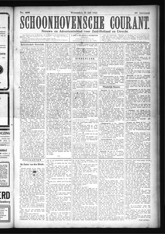 Schoonhovensche Courant 1923-07-25
