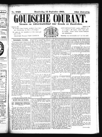 Goudsche Courant 1905-09-14