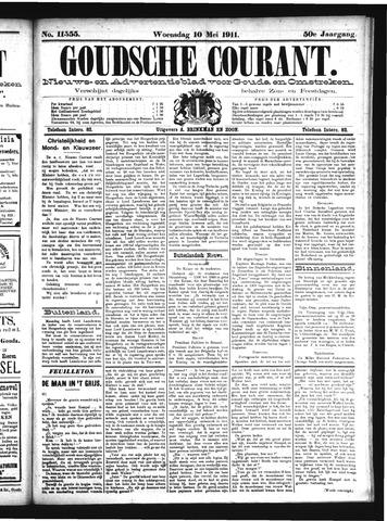 Goudsche Courant 1911-05-10