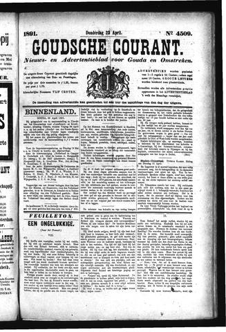 Goudsche Courant 1891-04-23