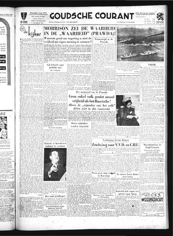 Goudsche Courant 1951-08-01