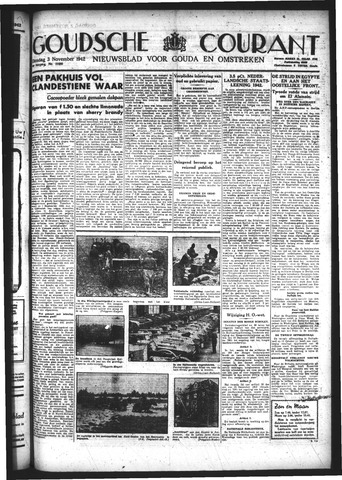 Goudsche Courant 1942-11-03