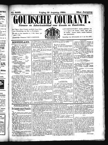 Goudsche Courant 1894-08-31