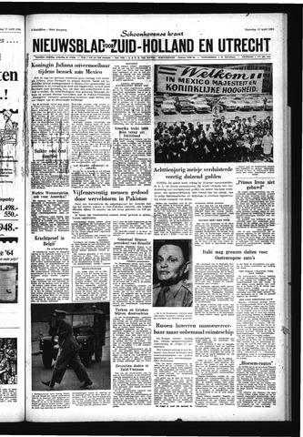 Schoonhovensche Courant 1964-04-13