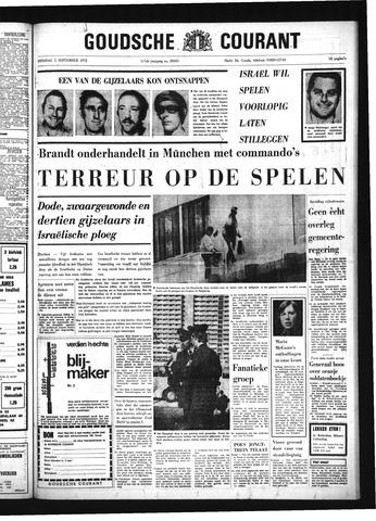 Goudsche Courant 1972-09-05