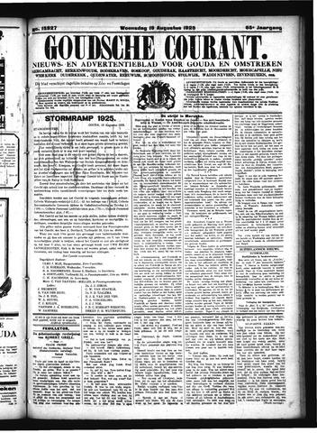 Goudsche Courant 1925-08-19