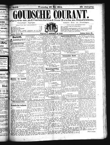 Goudsche Courant 1914-05-20