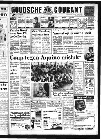 Goudsche Courant 1987-01-27