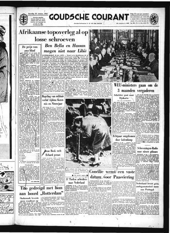 Goudsche Courant 1963-10-26