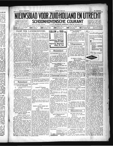 Schoonhovensche Courant 1937-05-21