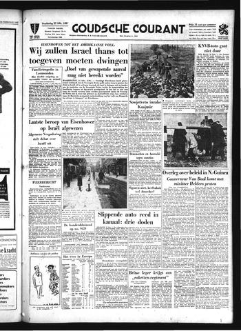 Goudsche Courant 1957-02-21
