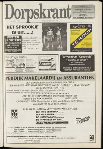 Dorpskrant 1989-12-13