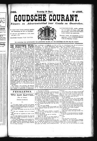 Goudsche Courant 1892-03-30