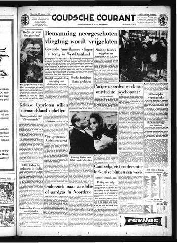 Goudsche Courant 1964-03-23