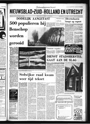 Schoonhovensche Courant 1976-01-09
