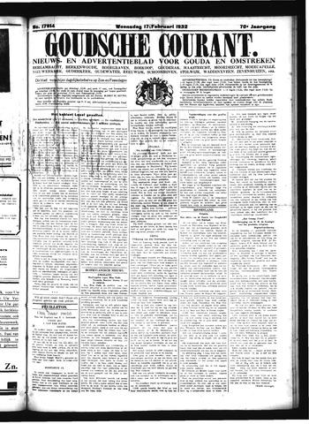 Goudsche Courant 1932-02-17