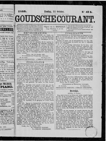 Goudsche Courant 1866-10-14
