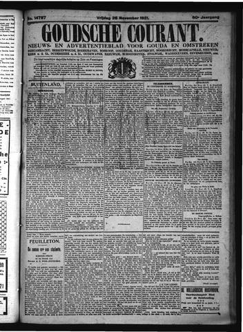 Goudsche Courant 1921-11-25
