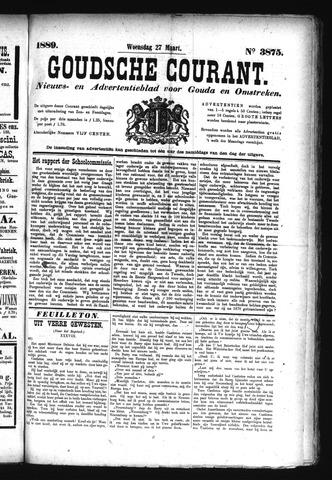 Goudsche Courant 1889-03-27