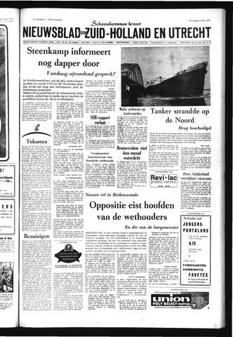 Schoonhovensche Courant 1971-06-09