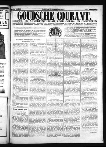 Goudsche Courant 1933-08-11