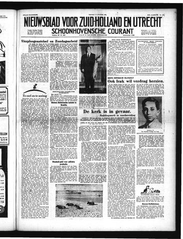 Schoonhovensche Courant 1951-10-12