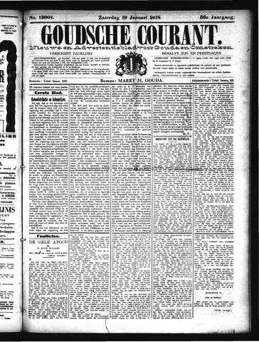 Goudsche Courant 1918-01-19
