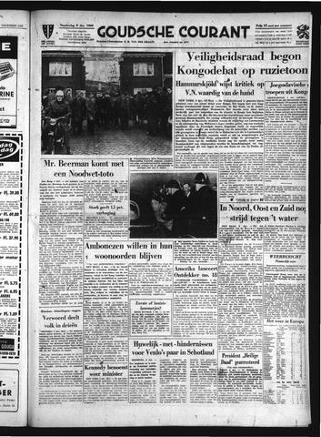 Goudsche Courant 1960-12-08