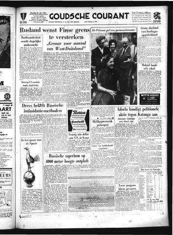 Goudsche Courant 1961-10-31