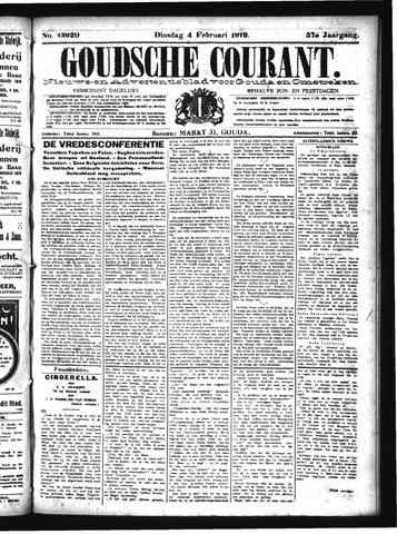 Goudsche Courant 1919-02-04