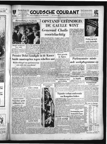 Goudsche Courant 1961-04-26