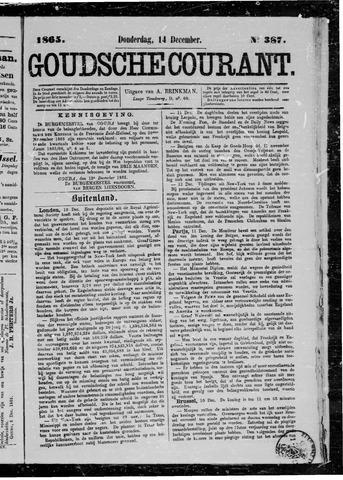 Goudsche Courant 1865-12-14