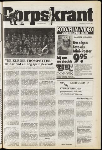 Dorpskrant 1987-10-28