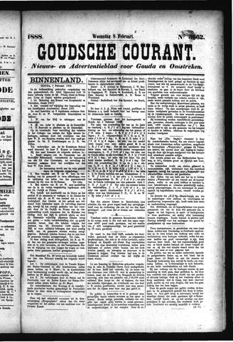 Goudsche Courant 1888-02-08