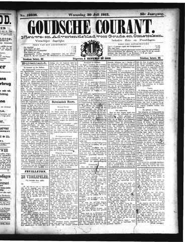 Goudsche Courant 1913-07-30