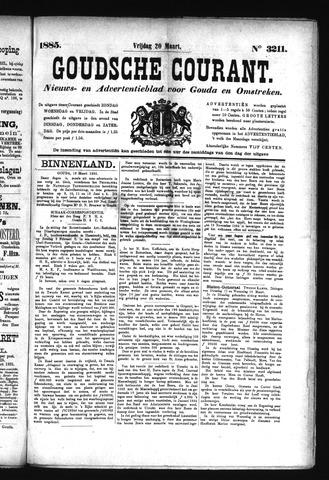 Goudsche Courant 1885-03-20