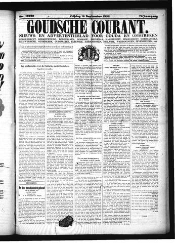 Goudsche Courant 1932-09-16