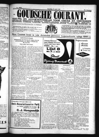 Goudsche Courant 1939-04-15