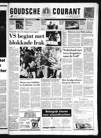 Goudsche Courant 1990-08-13