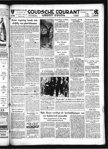 Goudsche Courant 1950-06-14