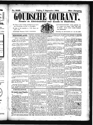 Goudsche Courant 1894-09-07