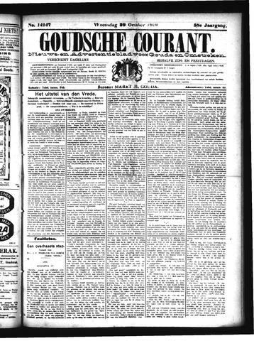 Goudsche Courant 1919-10-29