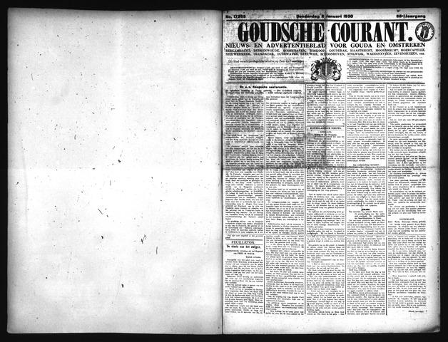 Goudsche Courant 1930-01-02