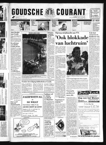 Goudsche Courant 1990-08-29