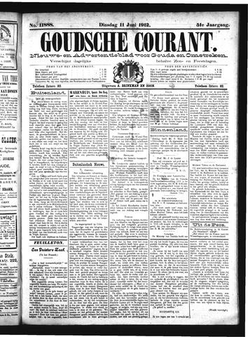 Goudsche Courant 1912-06-11