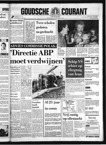Goudsche Courant 1984-02-28